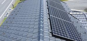 家庭用太陽光発電設備